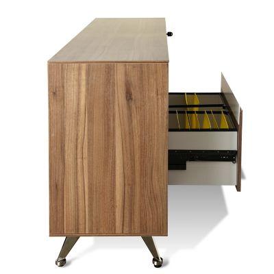 Unique Furniture 300 Series Storage Credenza   YLiving.com