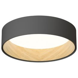 Vibia Duo Surface Flush Mount Ceiling
