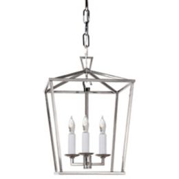 finest selection 4dfe5 81d93 Visual Comfort Darlana Mini Lantern Pendant Light ...