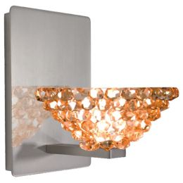 Giselle LED Wall Sconce by WAC Lighting at Lumens com