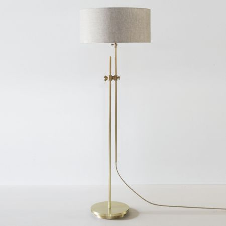 Workstead shaded floor lamp ylighting aloadofball Gallery