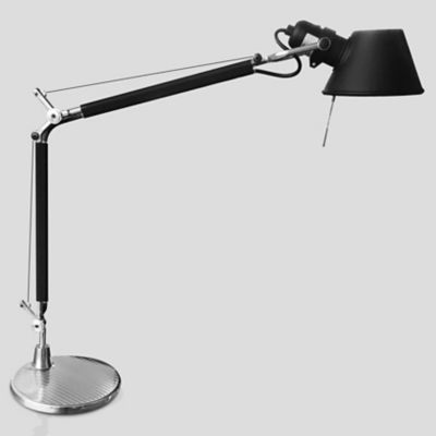 Beau Artemide Tolomeo Classic Table Lamp (Aluminum/Table Base) | YLighting.com