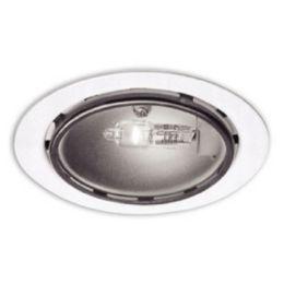 WAC Lighting HR-LED-COV-BN Button Retrofit Housing Brushed Nickel Finish