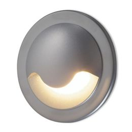 Ledra Uno Led Recessed Wall Light By Bruck Lighting At