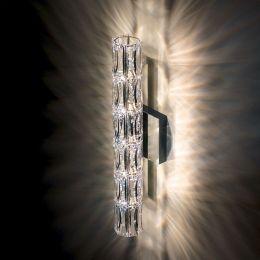 Swarovski Verve Surface-Mounted Wall Sconce | YLighting com