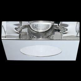 Lui Steel And Crystal Led Recessed Lighting Kit
