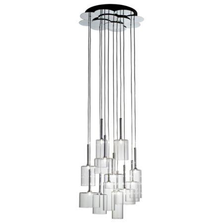 Axo light spillray 12 light cluster pendant light ylighting aloadofball Images