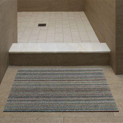 Beau Chilewich Mixed Skinny Indoor/Outdoor Shag Door Mat | YLiving.com