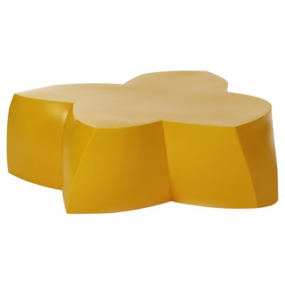 Heller The Frank Gehry Furniture Collectionand Coffee Table/Bench |  YLiving.com