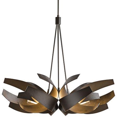 Hubbardton forge corona chandelier ylighting mozeypictures Images
