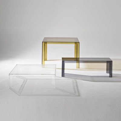 Kartell Invisible Coffee Table | YLiving.com