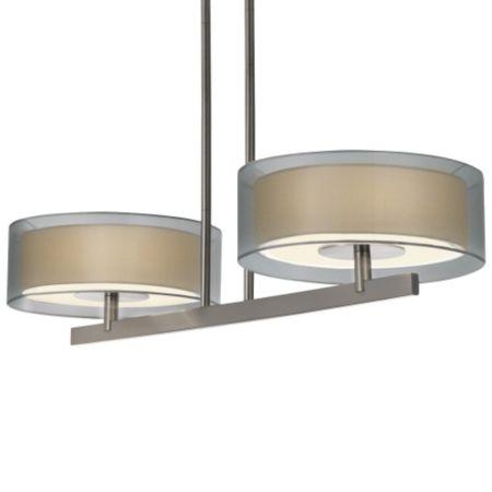 Sonneman lighting puri 2 light bar pendant light ylighting aloadofball Gallery