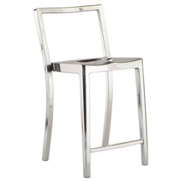 Terrific Icon Stool By Emeco At Lumens Com Squirreltailoven Fun Painted Chair Ideas Images Squirreltailovenorg