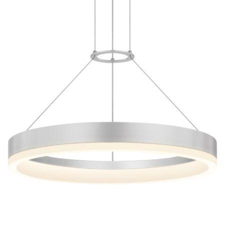sonneman lighting corona led pendant light ylighting com