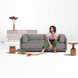 Terrific Turn Low Side Table By Blu Dot At Lumens Com Machost Co Dining Chair Design Ideas Machostcouk