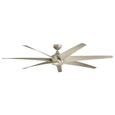80 inch ceiling fans industrial ylighting lehr 80 inch ceiling fan kichler ylightingcom