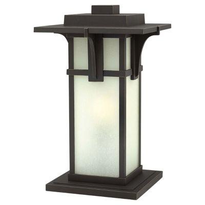 sc 1 st  YLighting & Hinkley Lighting Manhattan Pier Mount Outdoor Lamp | YLighting.com