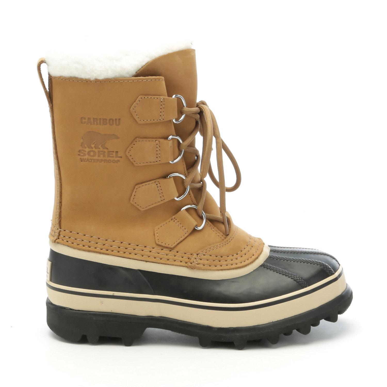 SOREL Women/'s Caribou Waterproof Boot for Winter