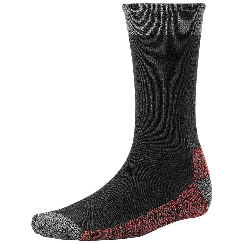 67b4b4a0aea68 Mens Casual Socks. Smartwool Men's Hiker Street Sock. Double tap to zoom.  Charcoal Heather