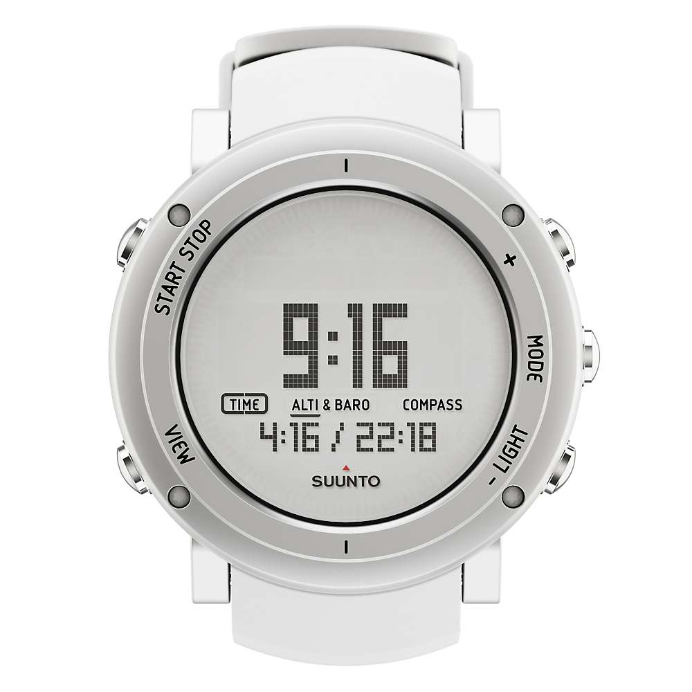 Suunto Core Watch Moosejaw Ultimate Black