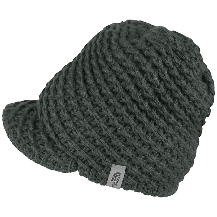 5b189cce The North Face Chunky Knit Visor Beanie - Moosejaw