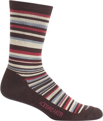Icebreaker Men's Lifestyle Light Crew Sock