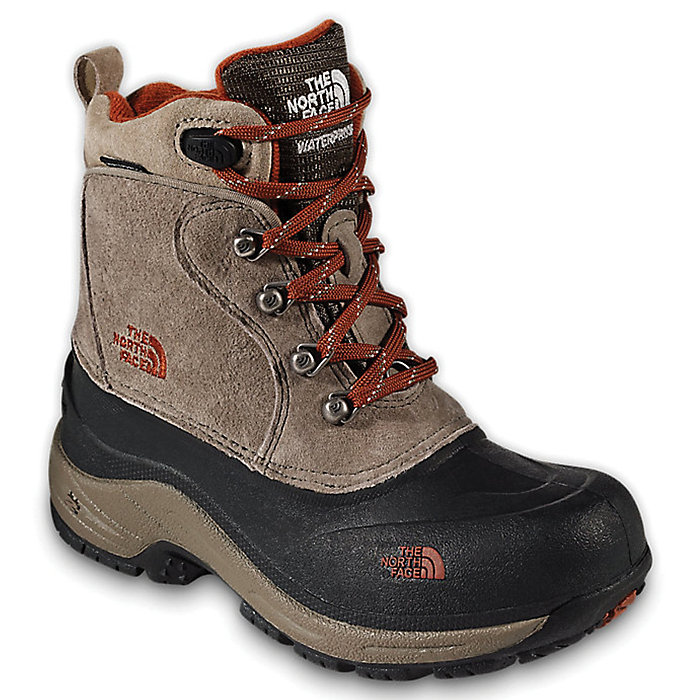 5c6c17442 The North Face Boys' Chilkats Lace Boot - Moosejaw
