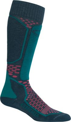 Icebreaker Women's Ski+ Light Over the Calf Sock