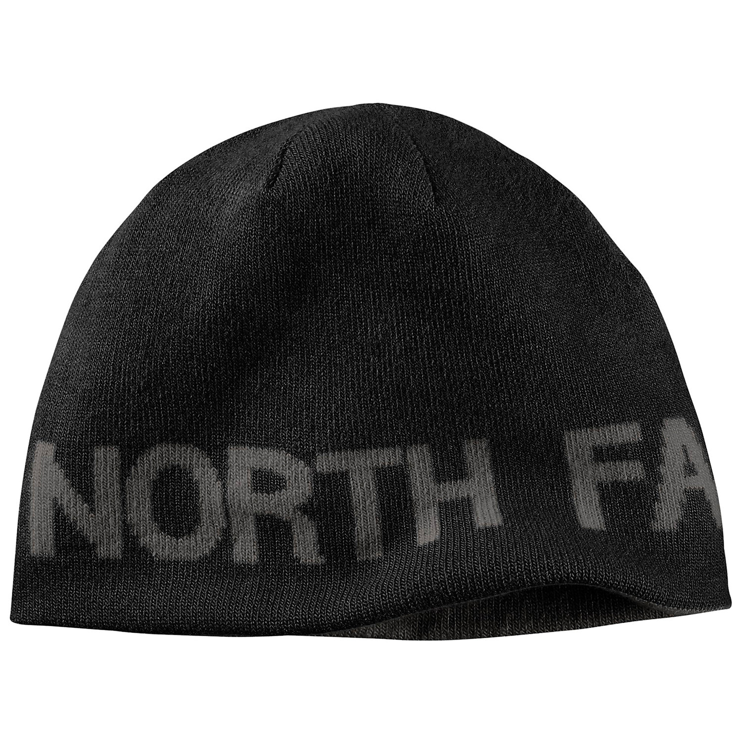dc64373dcb6 The North Face Reversible TNF Banner Beanie - Moosejaw