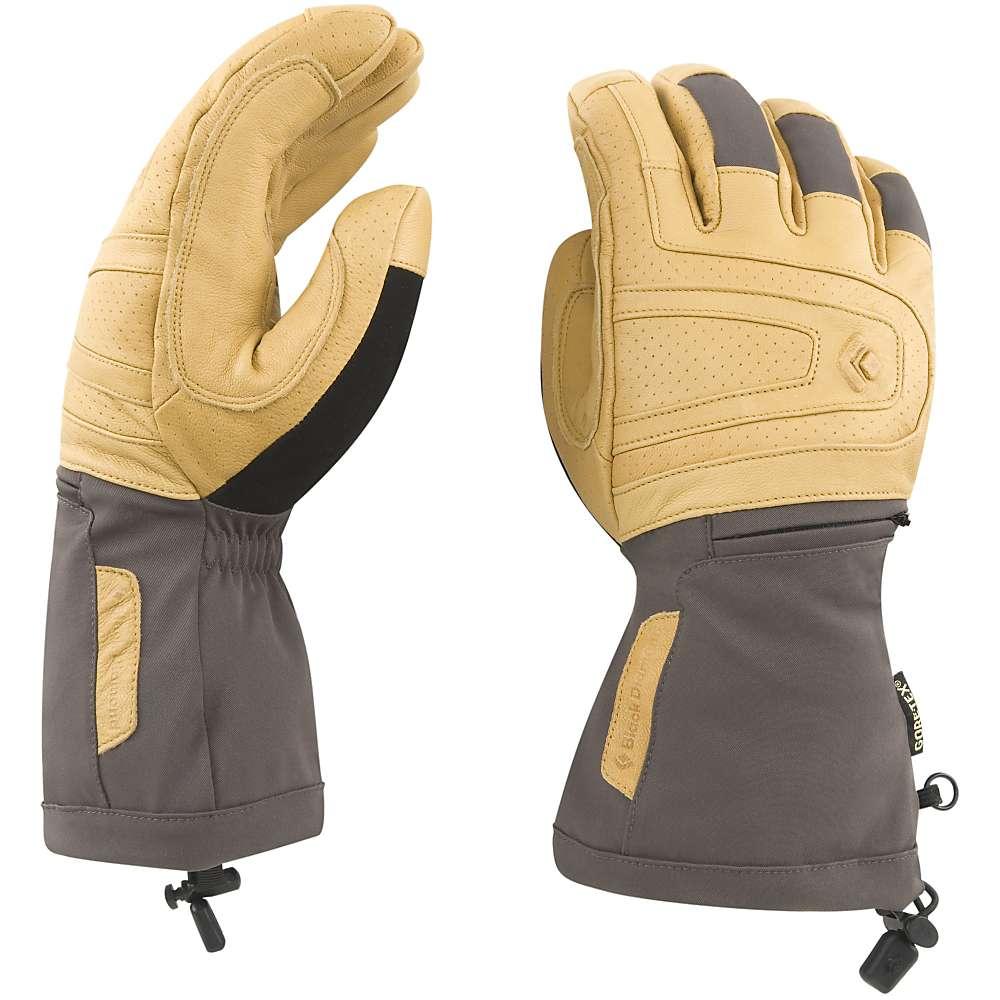 Black diamond gloves guide - Black Diamond Virago Gloves Black Diamond Men S Virago Glove Natural 0 00 0 00