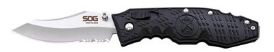 SOG Toothlock Knife