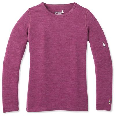 Smartwool Kids' Mid 250 Crew Top
