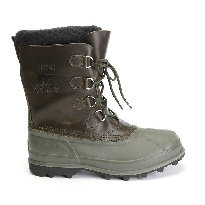 87fed7b82b5 Sorel Men's Caribou Wool Boot - Moosejaw