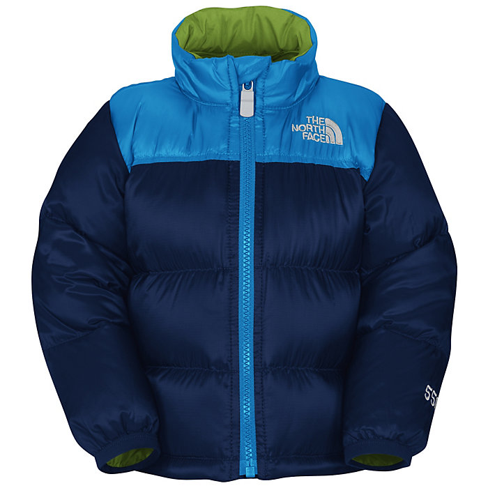 ee28649252 The North Face Infant Throwback Nuptse Jacket - Moosejaw