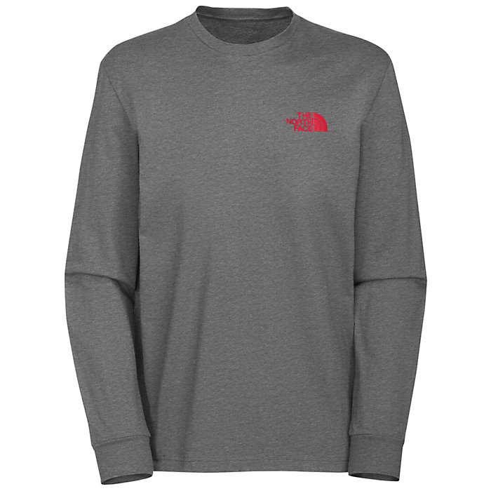 10cab3839 The North Face Men's Red Box Long Sleeve Tee - Moosejaw