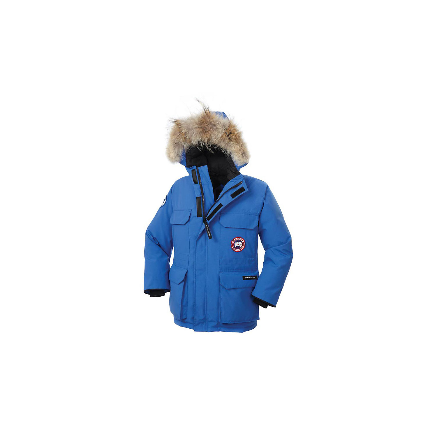 6ebb81025d0 Canada Goose Youth PBI Expedition Parka - Moosejaw