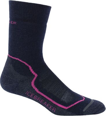 Icebreaker Women's Hike+ Medium Crew Sock