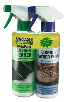 b79f93c32bb Nikwax Footwear Twin Pack Spray Bottles
