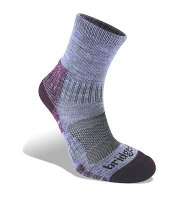 Bridgedale Women's Wool Fusion Trail Light Sock