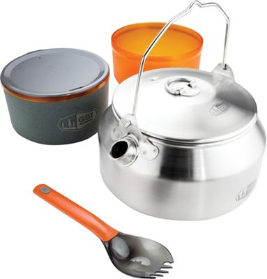 GSI Outdoors Glacier Stainless Ketalist Cookset