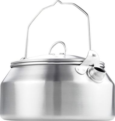 GSI Outdoors Glacier Stainless 1 Qt. Tea Kettle