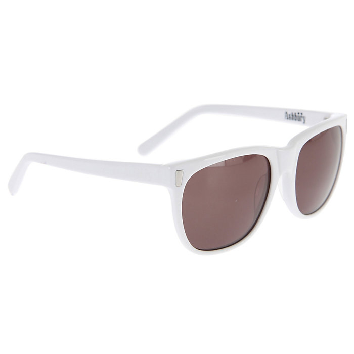 7ac117fadc Ashbury Eyewear Day Tripper Sunglasses White   SALE