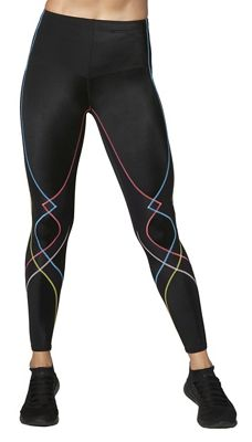 CW-X Women's Stabilyx Joint Support Compression Tights