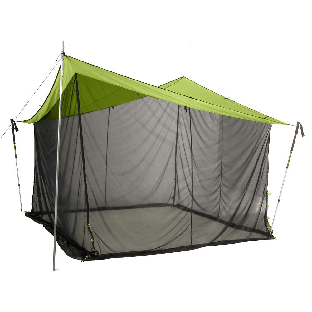 sc 1 st  Moosejaw & Nemo Bugout 12x12 Tent - Moosejaw