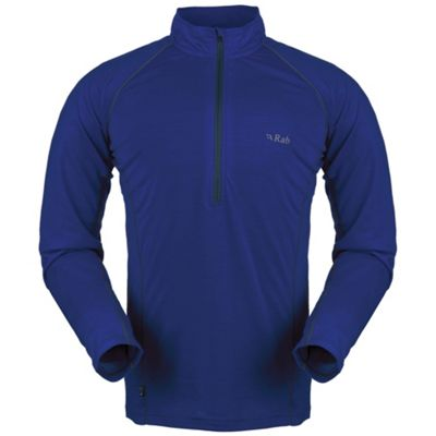 Rab Men's MeCo 165 LS Zip Tee