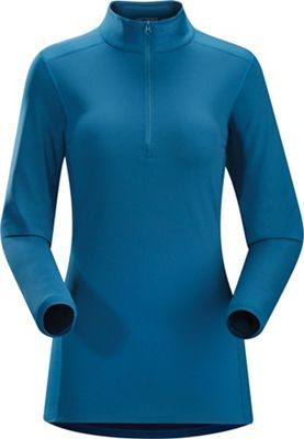 Arcteryx Women's Phase AR LS Zip Neck