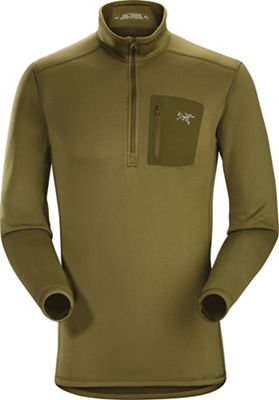 Arcteryx Men's RHO AR Zip Neck