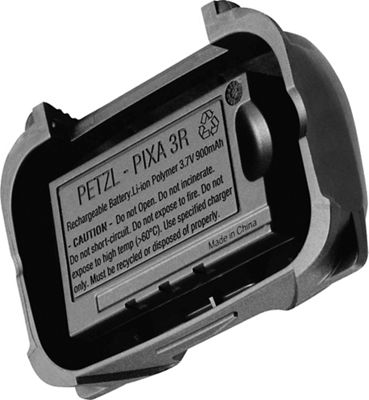 Petzl Pixa 3R Rechargeable Battery Pack
