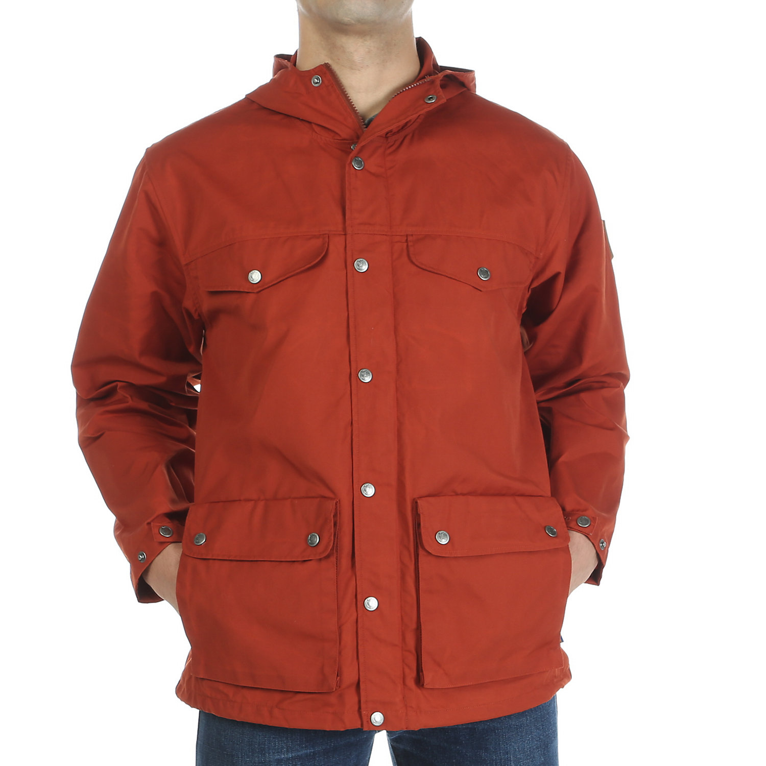 Fjallraven Men s Greenland Jacket - Moosejaw 7ff4641603b