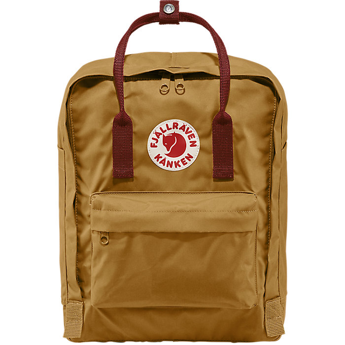 Fjällräven Kånken Brick 100% Money Back Guarantee